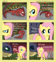 mlp comic strip #2 by WWrite
