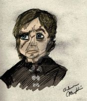 GOT_Tyrion Lannister by CelticDream1989