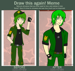 Draw This Again Meme by pucca1412