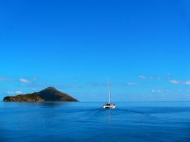 Whitsunday Yacht by Tiberius47