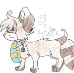 Sadie - Gift with failing colors by BeagleBabe
