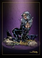 Black Cat by SachaLefebvre