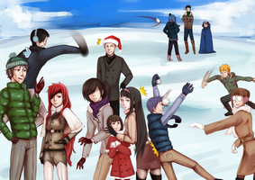 Tower of God Contest by zorani