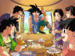DBZ: Homecoming by Risachantag