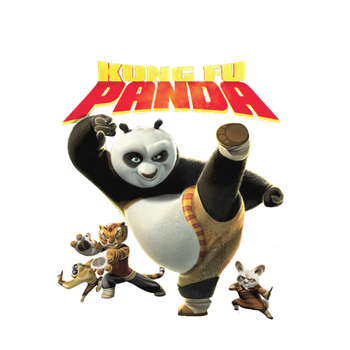 Kung Fu Panda Game Icon by neojacks