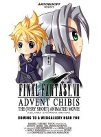 Advent Chibis Advert by Artoki