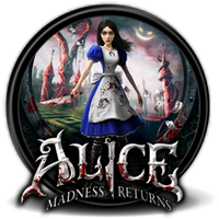 Alice: Madness Returns - Icon by Blagoicons