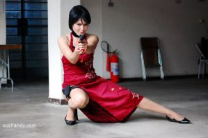 Cosplay: Ada Wong by pandorynha