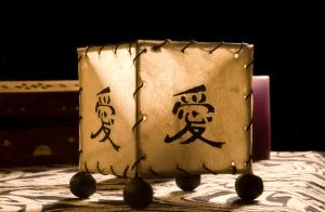 Japanese Candle by Livor-Mortiis