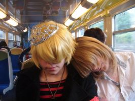 Harajuku. Train by Psychopathe-boy