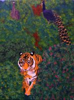 The tiger mother by elleboe