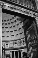 The dome - Roma by Marcusion