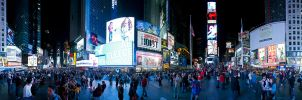 Time Square 360 by LeeUmass