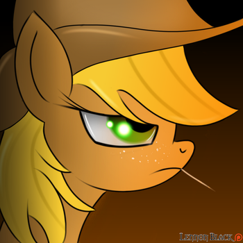 The Apple Life Chose Me by LennonBlack