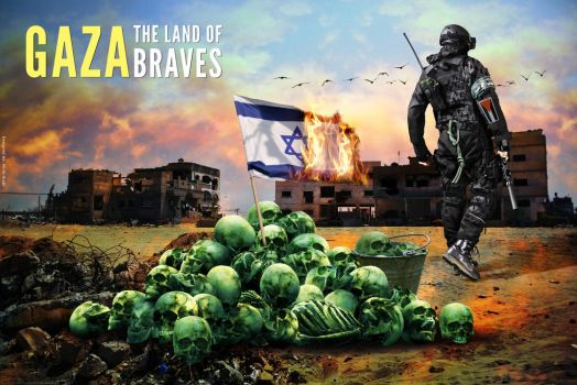This is gaza by aliarabi