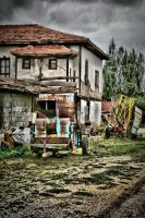 HDR Old Home 3 by trmustapha