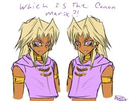 Which Marik is Which? by Kiki-the-cat-demon