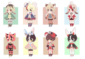 [CLOSED] Adopt #4-Set Price by Airianne