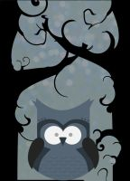 Owl by CamilaL
