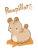 Pacapillars  by gmil123