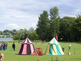 Jousting Tents 01 by Axy-stock
