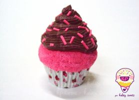 sweet candy cupcake2 by KPcharms