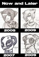 Now and Later by pandapenguin