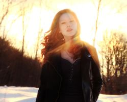 Shine winter sun I by cscalzphoto