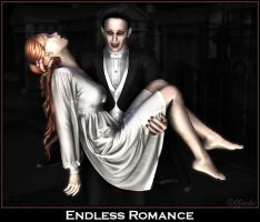 Endless Romance by DestinysGarden