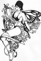 Celtic Fairy Tat by The-Human-Abstract91