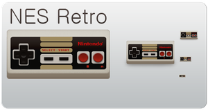 NES retro by kevinandersson