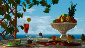 Last of the Summer Wine by DeepBlueDesign
