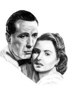 Casablanca by ChrisWoottonArt