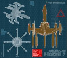 Phoenix 7 Space Station by Cereth-Roh