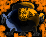 Halloween Meanies 31 by conlimic000