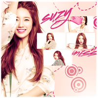 Suzy ( Miss A) - png pack by michiru92
