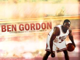 Ben Gordon by ryancurrie