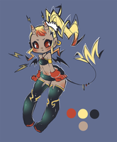 [OPEN] Adoptable [auction/paypal/points] by Piko-ka