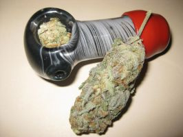 Pipe and Bud by iz4nidomp4in