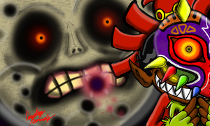 Skull (Kid) Court by ProjectYOSHIKrueger