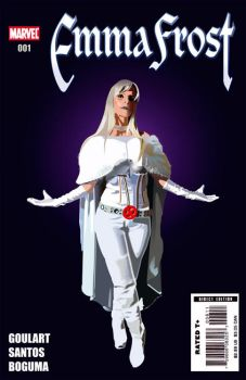 Cosplay Illustration: Emma Frost by claudioboguma