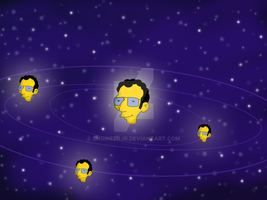 The Universe of Artie Ziff by engineerJR