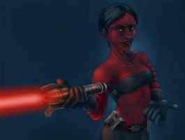 Sith Girls Have More Fun by Vixen11