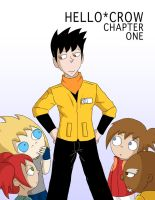 Crow's Worth - Ch01 Cover by Lilnanny
