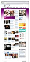 MamaMia.com.au Redesign Proposal Gallery by tmgtheperson