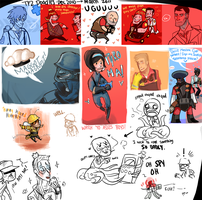 TF2 Doodle Dump by Pro-val