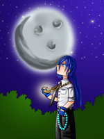 Moon Light by Ecchi-King