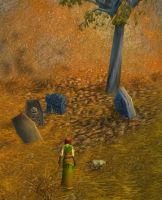 Bad People Live in Westfall by Relee