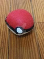 Pokeball Plushie May 2013 by StarGurl44