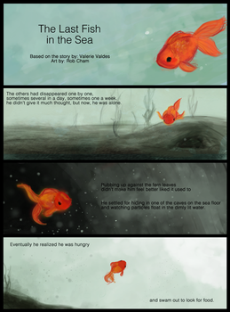 The Last Fish in the Sea pg1 by RobCham